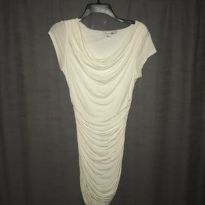White Forever 21 dress - medium